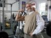 Hochstapler Günther Nüssle lässt die Muskeln spielen