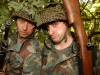 Dennis & Jesko als US-Soldaten John & Bob